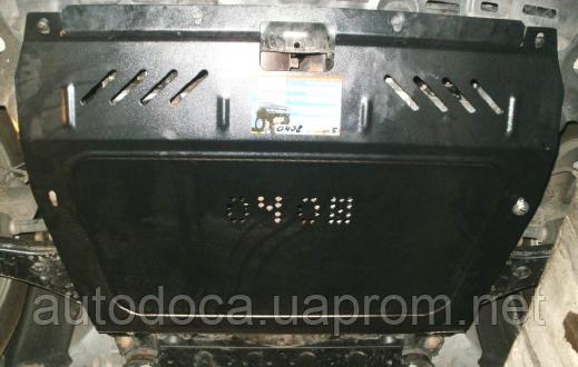 Захист картера двигуна і кпп BYD S6 2012-