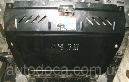 Защита картера двигателя и кпп BYD S6 2012-