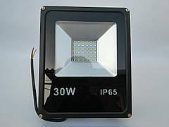 Светодиодный прожектор Slim 30w Buom