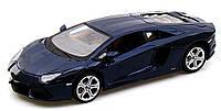 Автомодель Maisto 1:24 Lamborghini Aventador LP700-4 Синий металлик (31210 met. blue) , фото 1