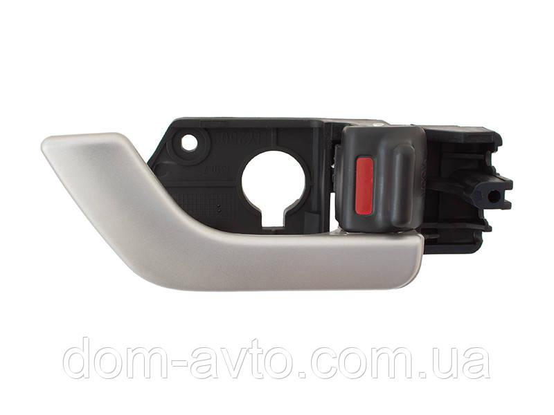 Ручка двери внутренняя серая Hyundai Coupe Tiburon 01-09