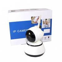 Ip WI-FI камера z100s c записью на облако, карту памяти или телефон