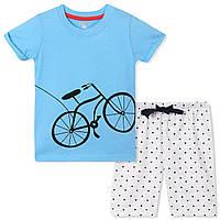 Комплект для мальчика Little Maven Велосипед (р.1,5,6 лет)