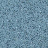Коммерческий линолеум для офиса и общественных помещений антискользящий POLYSAFE STANDARD PUR Artic blue 4130