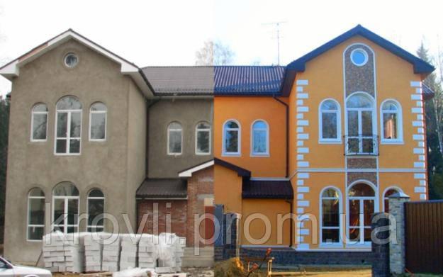 Фасадные работы: утепление, отделка, облицовка, ремонт, реконструкция, чистка