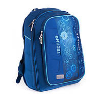 Подростковый школьный ранец zibi koffer techno zb17.0208tn ортопедическая спинка