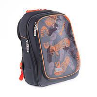 Подростковый школьный ранец zibi koffer sport zb17.0207st ортопедическая спинка
