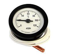 Термометр панельный механический (-40/+40°C) CPF-05 Black