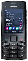 Китайский Nokia X2-00, 2 SIM, FM-радио, MP3. Громкий динамик!
