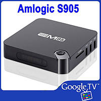 Самый быстрый Android Smart TV Box iTV-EM95, Quad Core AmLogic S905, 4K Media Player, Google TV, KODI
