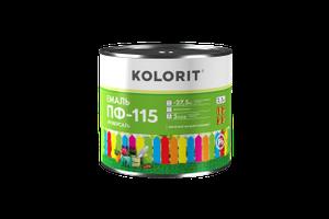 Kolorit Емаль ПФ-115 Универсал бежевая 0,9л