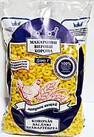 Макароны Корона висшый сорт Мала рошка Koronas 500 h.