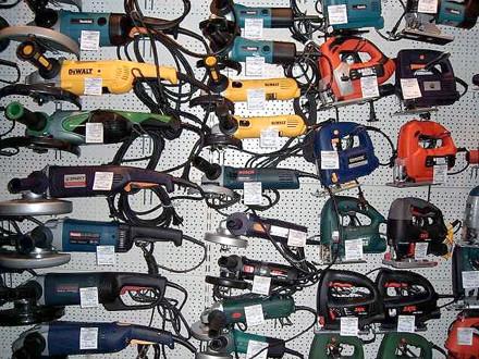 Електроінструменти