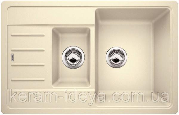 Кухонная мойка Blanco Legra 6S Compact 521305 жасмин