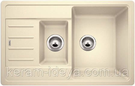 Кухонная мойка Blanco Legra 6S Compact 521305 жасмин, фото 2