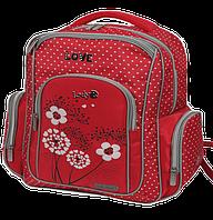 Школьный рюкзак zibi basic lady b zb17.0006lb ортопедическая спинка