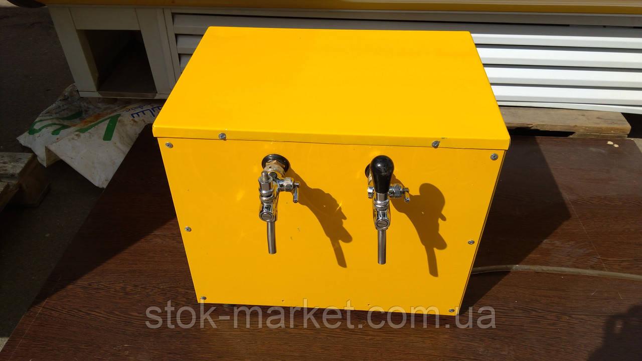 Охладитель на 2 вида пива  бу, пивной охладитель б/у
