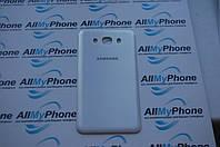 Задняя панель корпуса для мобильного телефона Samsung J710F / J710FN / J710H / J710M Galaxy J7 (2016) белая