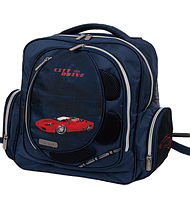 Школьный рюкзак zibi basic city drive zb17.0003cd ортопедическая спинка