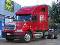 Послуги тягачми КАМАЗ, Freightliner