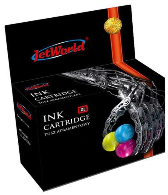 Цветной картридж JetWorld для  Lexmark 37XL  18C2140E