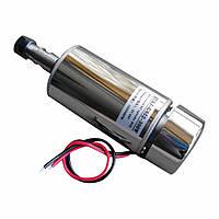 Электро шпиндель 300 Вт 12-48 В для ЧПУ фрезерного станка с воздушным охлаждением, ER11 патрон, фото 1