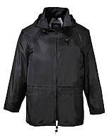 Куртка влагозащитная S440 S, черный