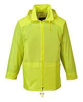 Куртка влагозащитная S440 S, желтый