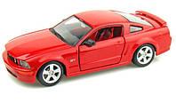 Автомодель Maisto 1:24 Ford Mustang GT Coupe 2005 Красный (31997 red)