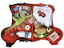 Детский чемодан на колесиках красный BIG-Bobby-Trolley BIG 0055350, фото 5