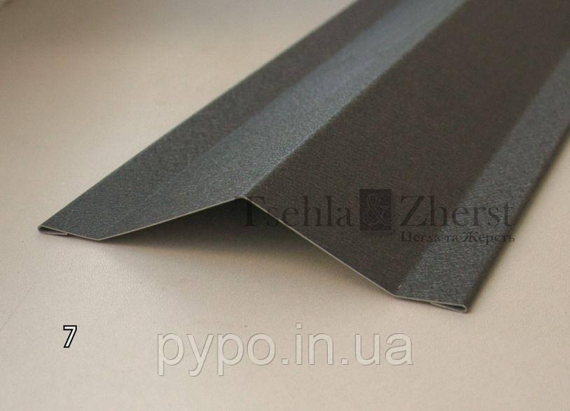 Металический штакетник Тип 7