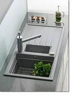 Кухонная мойка из гранита CLASSIC CLS 1000.500 15