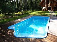 Чаша для бассейна ANDAMAN 8,20 х 3,50 х 1,55 м