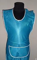 Фартук нейлоновый перекидной, одежда для продавца