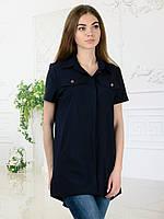 Женская рубашка-туника BR1001