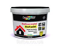 Краска для кровли Kompozit®, краска для крыш с различным основанием