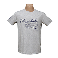 Мужская стрейчевая футболка Lycra тм. BY Walker. пр-во Турция 14034-2