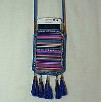 Сумочки для мобильных. Женские сумочки на шею для мобильных телефонов 5