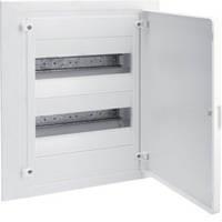 Щит внутренний с белыми дверцами  24 мод. (2х12), GOLF HAGER VF212PD