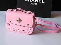 Стильная, модная детская сумочка для девочки