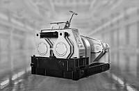 Пресс валковый ПБВ-23 ПС KomkorPRESS для брикетирования угля и торфа