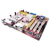 БУ Материнская плата MSI 945GZM6 (s775, 3xSATA, 2xDDR2, VGA, 3xPCI, PCI-e x16, mATX) (945GZM6)