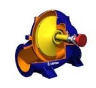 Запасные части к насосу 350Д90 (350D90) фирмы Vipom (Болгария)