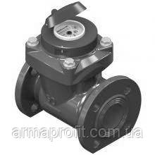Счетчик WPK-UA Gross Ду100 турбинный фланцевый для горячей воды 60м³/ч Ру16