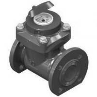 Счетчик WPW-UA Gross Ду50 турбинный фланцевый для горячей воды 15м³/ч Ру16
