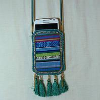Для телефонов, чехлы - сумочки. Женская сумочка на шею для мобильного телефона 8