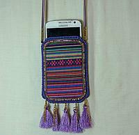 Для женских телефонов, чехлы - сумочки. Женская сумочка на шею для мобильного телефона 9