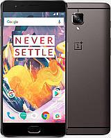 """Смартфон Oneplus 3T 64Gb Gunmetal (2SIM) 5,5"""" 6/64GB 16/16Мп 3G 4G оригинал Гарантия!"""