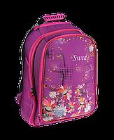 Школьный ранец zibi раскладной koffer sweet (zb16.0203sw)