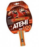 Ракетка настільного тенісу ATEMI 600A ***